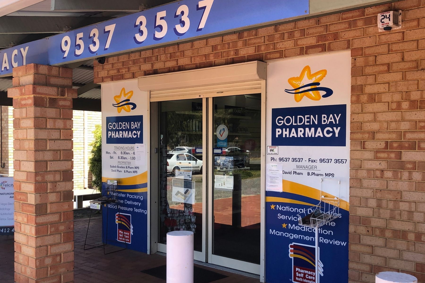 Golden Bay Pharmacy | The Health Linc